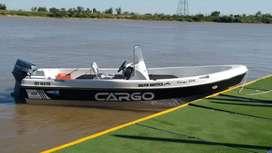 """Tracker Cargo 520 Yamaha 70HP 2T / Posible canje por """"moto de agua"""" (Acepto BITCOIN / ETHEREUM en forma de pago)"""