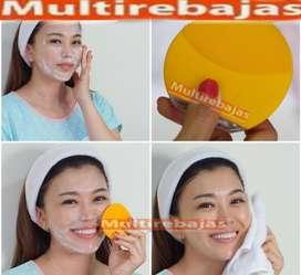 Exfoliante Facial Masajeador Limpieza Profunda