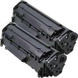 CARTUCHO DE toner alternativo hp q2612a impresoras 1018