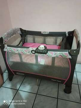 Corral cuna Graco pack And play