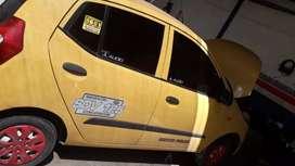 Hyundai I10 Taxi 2016 Hermoso.