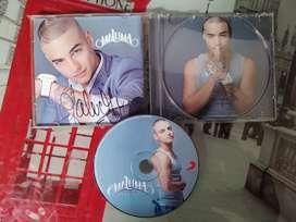 CD Maluma Autografiado