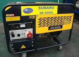 Grupo Electrogeno Subaru SB20000