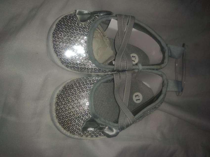 Lote de 9 Zapatos Nuevos Bebe 0
