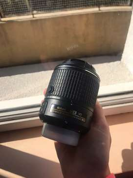 Lente Nikon 55-200mm auto/manual
