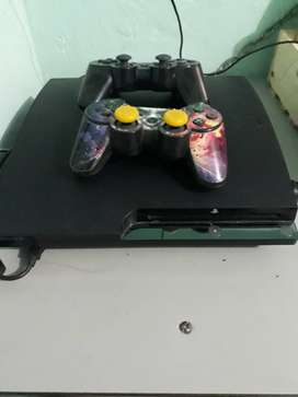 play3 + 2 controles+juegos