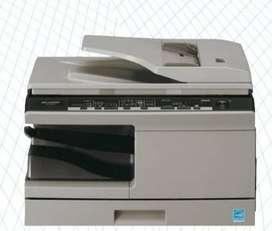 Fotocopiadora sharp al 2041 para repuestoas