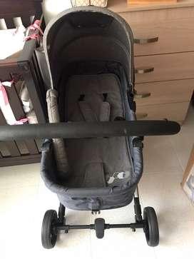 En excelente estado coche de bebe - poco uso