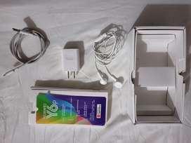 Vendo celular marca Huawei Y6p color negro, triple cámara de 13MP**, gran almacenamiento de 64GB, potente batería.