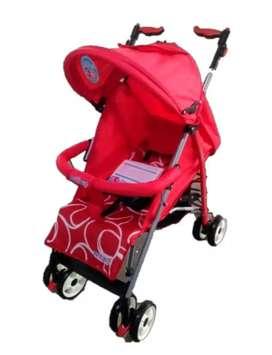 Coche paseador para bebé mattina