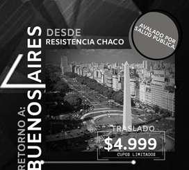 Retorno a Buenos Aires