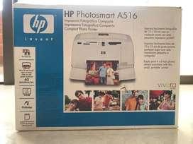 Vendo Photosmart A516 marca HP