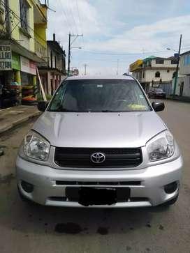 Vendo Toyota Rav 4 Año:2004 Precio:11.000 NEGOCIABLE
