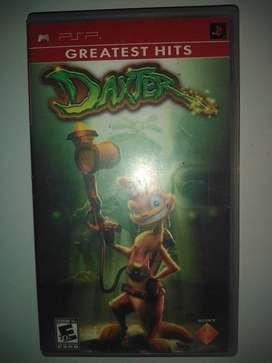 Vendo Juegos : Daxter y Ratchet and Clank. PSP