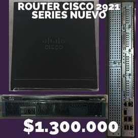 Router cisco nuevo
