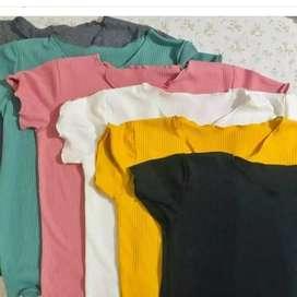 Blusas dispobles entrega inmediata