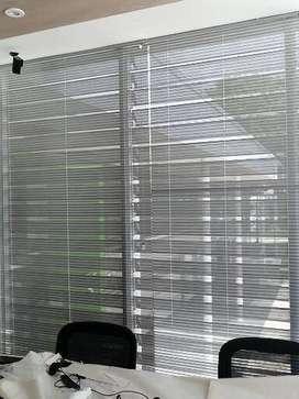 Persianas y cortinas instalacion