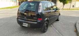 Chevrolet meriva 2012 nafta con gnc full urgente