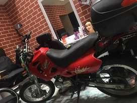 Se Vende Moto Shineray Recien Reparada Y Con Documentacion Al Dia Modelo 2007