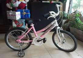 Bicicleta Tomaselli Kid Femenina