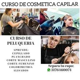 Curso de asesor de imagen y peluqueria