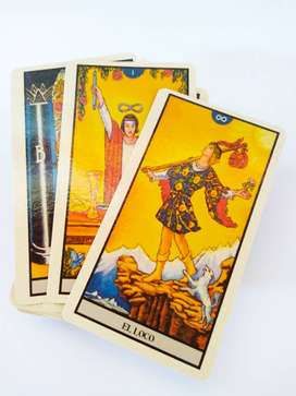 CARTAS DEL TAROT COLMAN WAITE  + LIBRO DIGITAL