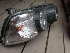 Optica Izquierda Chevrolet Sonic 2012-17