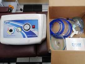 Maquina de Vacumterapia