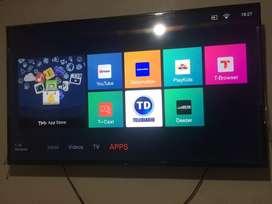 """Vendo tv de 55"""" tcl"""