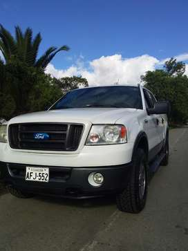 Ford Fx4 4x4 Año 2006 D/c