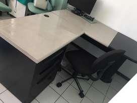 Vendo escritorio grande