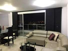 Alquiler de apartamento amoblado de 2 habitaciones al sur de Cali