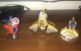 LEGO Super Heroes Capitan America (Sin Caja)