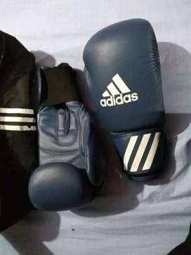 Guantes de box casi nuevos Adidas originales