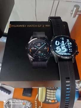 Vendo reloj inteligente Huawei