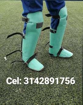 Canilleras para guadañador alta (proteccion rodillas)