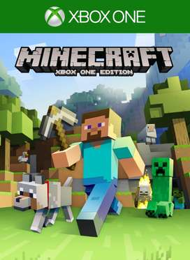 Minecraft XBOX ONE Codigo