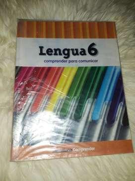 Libro Manual Lengua 6