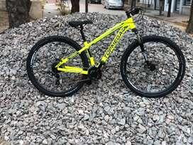 Bicicleta Topmega THOR