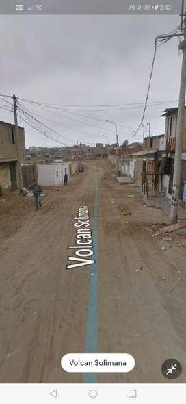 terreno 100 metros cuadrado chorrillos