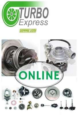 Reparacion Bomba de Inyección diesel, Inyectores y Turbos.