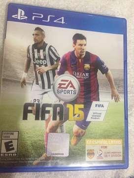 Video juego Fifa 15