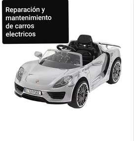 CARROS Y MOTOS ELECTRICAS