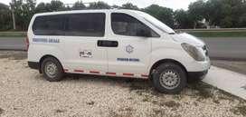 Vendo Hyundai H1 mod 2012 de oportunidad