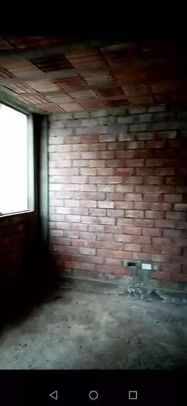 Se vende casa en construcción ubicada en Renacer- Pisco