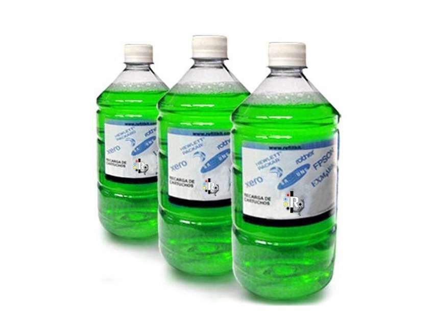 Liquido Solvente Limpia Cabezal 250 Ml Epson Hp Canon 0