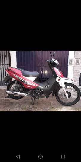 Vendo moto modelo 2020 a 39 mil