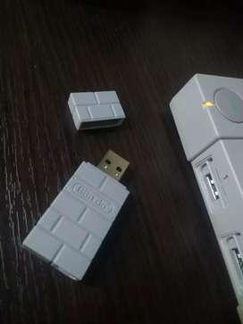 8bitdo Bluetooth compatible con mandos PS3,PS4,Wii,joycon,entre otros