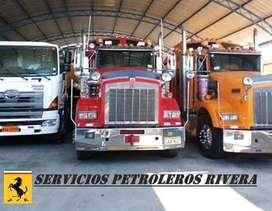 SERVICIO DE TRANSPORTE DE COMBUSTIBLE