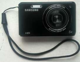 Camara Digital Samsung DV50, doble pantalla.